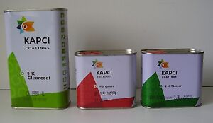 Kapci-2k-Lacquer-Kit-with-Hardener-and-Thinners-1ltr-Kit-Clearcoat-and-Activator