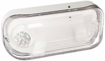 Ciata Lighting Led Wet Location Outdoor Emergency Light With Battery Back-up