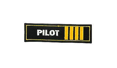 Patch backpack airsoft biker motorcycle pilot grade III air force wing - Pilot Wings Backpack