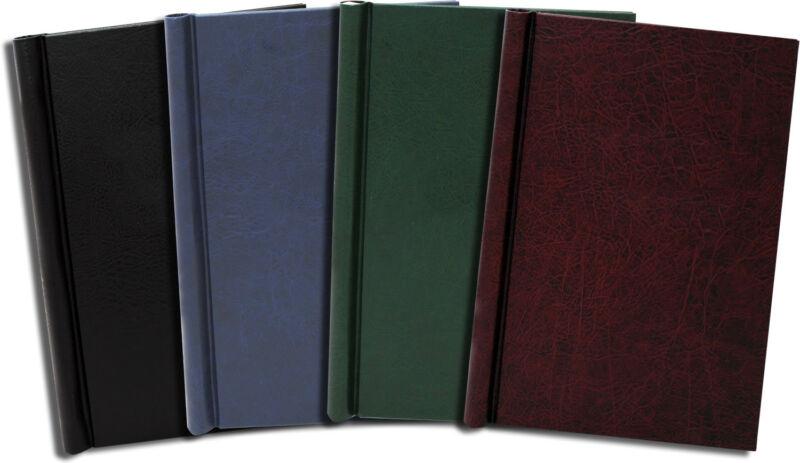 A4 Binder - Springback Folder / Album for Self Publishing - Leather Effect