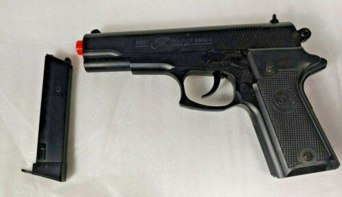 KWC Colt Double Eagle Series 90 Airsoft Gun Tested
