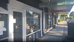 Greta's Handcraft Centre : 309a Pacific Hwy, Lindfield NSW 2070 Lindfield Ku-ring-gai Area Preview