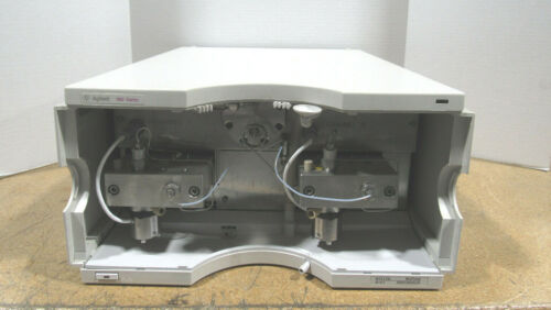 Agilent 1100 Series Model G1312A HPLC Binary Pump Unit Power Tested Only