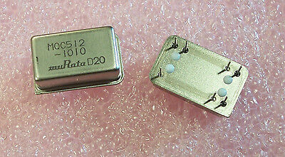Qty 10 Mqc512-1010 Murata Voltage Controlled Oscillator Vco 1010 Mhz 7 Pin