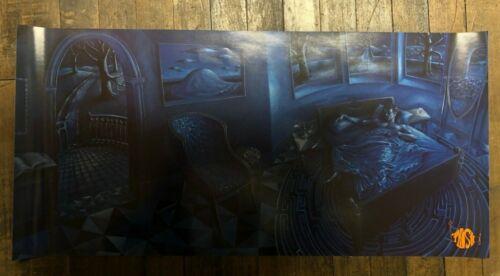 David Welker Phish RIFT Poster Print 1993 Trey Anastasio Drygoods Pollock