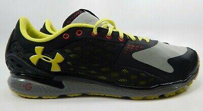 Under Armour Micro G Defy Size 13 M (D) EU 47.5 Men's Running Shoes 1233974-001 for sale  Rosenberg