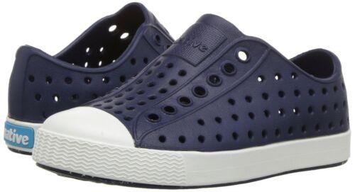 Native Shoes, Jefferson, Kids Shoe - blue/white