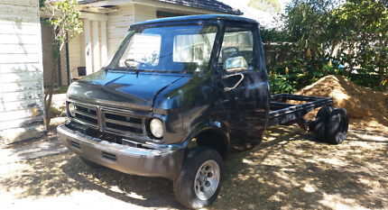 Holden Bedford 1976 Cab Chassis