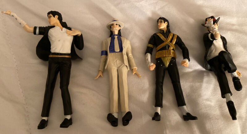 Michael Jackson Action Figure Toy Collectible