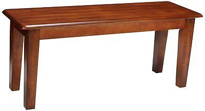 dining room bench berringer rustic