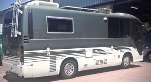 Motorhome and 4wd combo