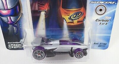 2005 Hot Wheels AcceleRacers Silencerz Carbide # 5/9