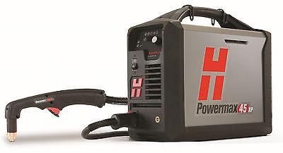 Hypertherm Powermax 45 Xp Plasma Cutter 50 Hand System 088114