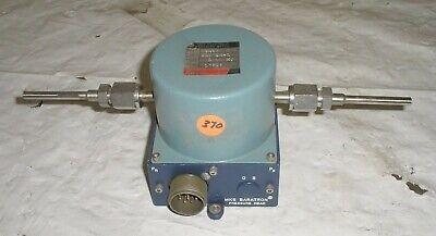 Mks Baratron Pressure Head Type 310 Bh1-1 Range 1 Mm Hg