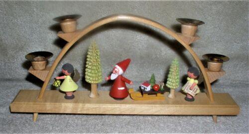 Erzgebirge Christmas Scene