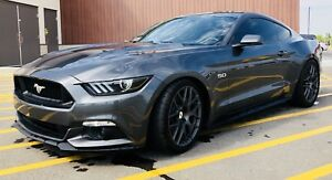 Roush Supercharged 2015 Mustang GT