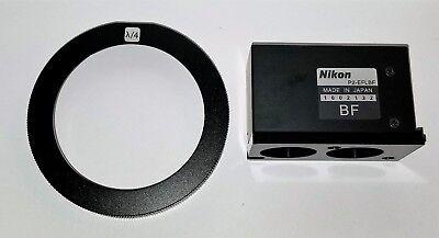 Nikon SMZ18/SMZ25 Stereo Microscope Episcopic Bright Field Cube & 1/4 Wave Plate