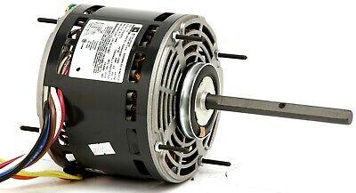 13 Hp 1075 Rpm 3-speed 115v 5.6 Blower Motor Nidec 1864