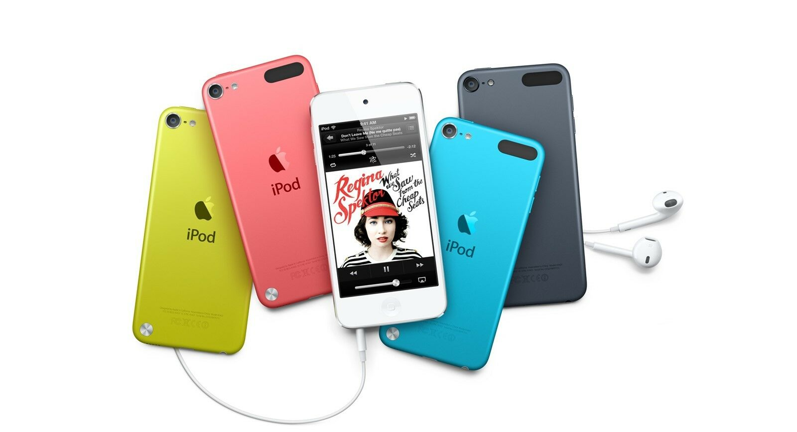 Ipod - Apple Ipod Touch 5th Generation 16GB 32GB 64GB MP3 Verified Tested All Colors