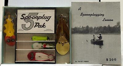 Buck Perry Spoonplug 5-Pak