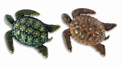 Hand Painted Sea Turtle (Hand Painted 8