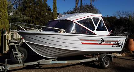 1997 AllyCraft 4.35m Runabout Intruder Toowoomba 4350 Toowoomba City Preview
