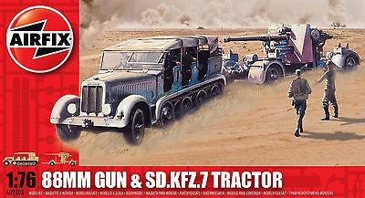 AIRFIX® A02303 Sd.Kfz.7 & 88mm Gun in 1:76