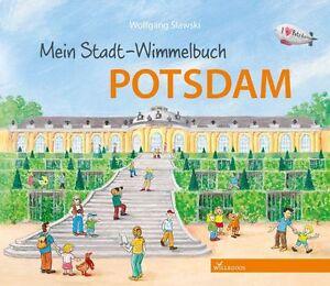 Mein Stadt-Wimmelbuch Potsdam
