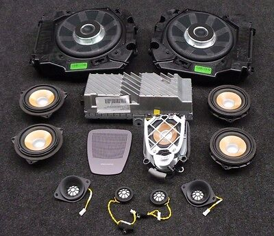 BMW M6 6ER F12 F13 B&O BANG & Olufsen Soundsystem Power Amplifier 9283636