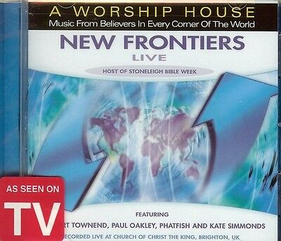 (Worship House - New Frontiers - CD - NEW)