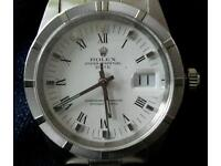 RELISTED DUE TO TIMEWASTER - 100% GENUINE ROLEX OYSTER DATE