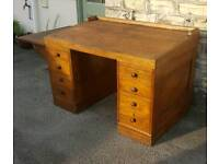 Antique Desk (Free Local Delivery)