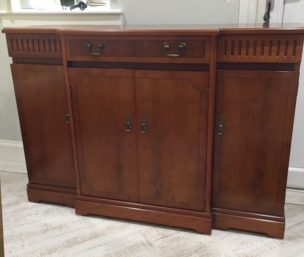 Sideboard - yew wood