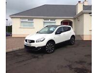 2013 Nissan Qashqai 1.6 dCi 360 5dr (start/stop). 360 camera's all round model