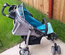 Pushchair open to offers