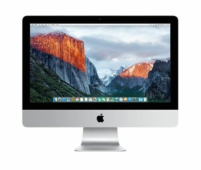 "Apple iMac 21.5"" Desktop - MC508LL/A (Mid 2010) - 3.06 GHz i3 4GB RAM 500GB HDD"
