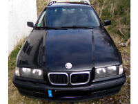 BMW 320i touring (LHD)- spares or repairs