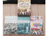 DVD Britain of Yesteryear + Planet earth + The blue planet