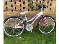 Girls Bike Falcon Montare 6 gears