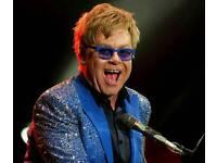 2 x Elton John Tickets Belfast 2nd Dec