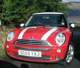 Mini Cooper 1.6 Red Chilli Pack - Late 2005 - Stunning Example