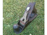 Stanley Bailey no 4 wood plane