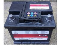 Car battery for small car (barely used)