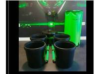 ALIEN XL FLOOD AND DRAIN 24 POT