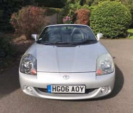 Toyota MR2 1.8 VVT-i Roadster 2dr - High Spec with Low Mileage