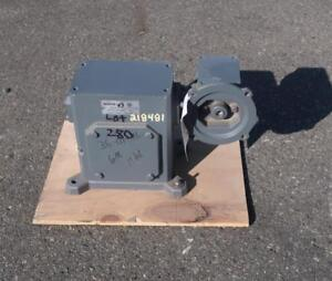 STERLING ELECTRIC 232DWA0900562 Gear Reducer