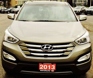2013 Hyundai Santa Fe 2.0T AWD SE Spacious Interior Kitchener / Waterloo Kitchener Area image 4