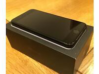 APPLE IPHONE 7, JET BLACK, 128GB, UNLOCKED