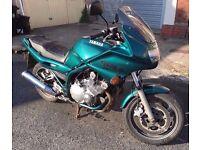 Yamaha Diversion 900 XJ900S - good condition