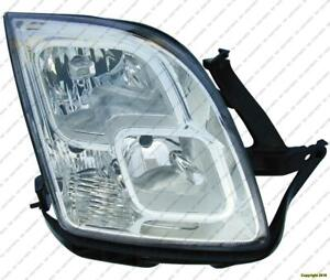 Head Light Driver Side CAPA Ford Fusion 2006-2009